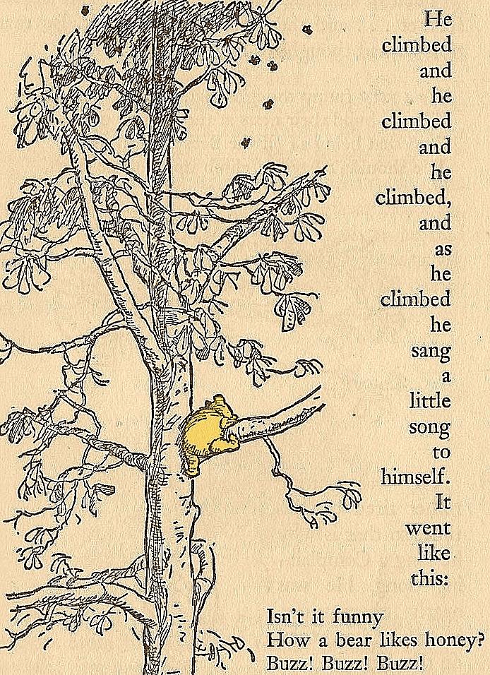 Winnie the Pooh by Jo-from-Kokomo