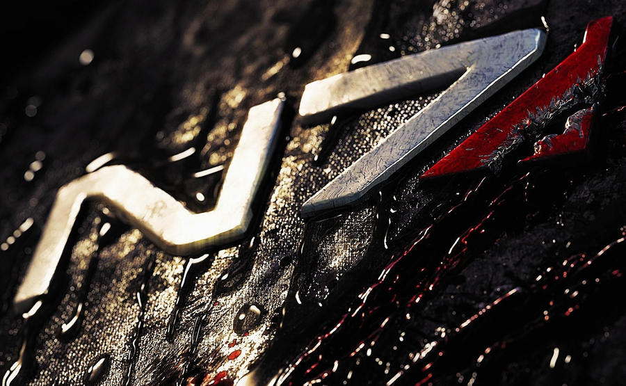 Mass Effect 2 Wallpaper by tonywonyrony