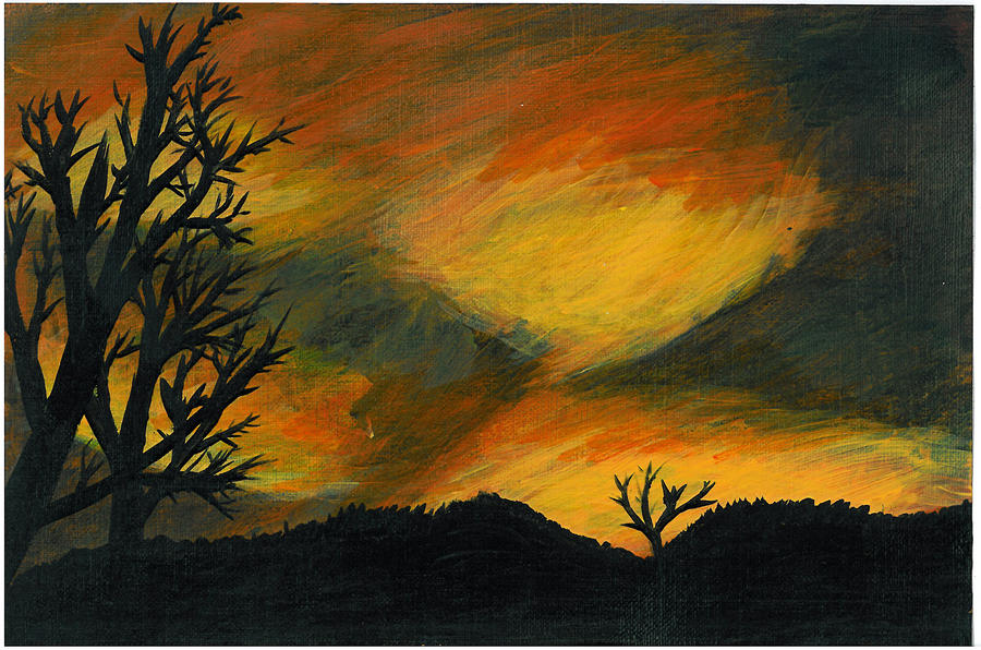 Acryllic Paint Sun Damage