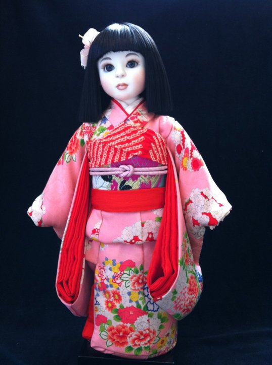Traditional japanese clothing female