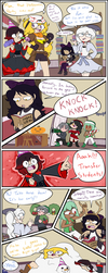 Beaconstrips: Halloween is Over by JumpinJammies