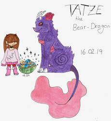 Tatze ( redraw ) by UchihaSama224