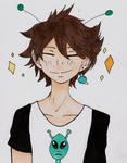 Small boy   Oikawa Tooru by UchihaSama224