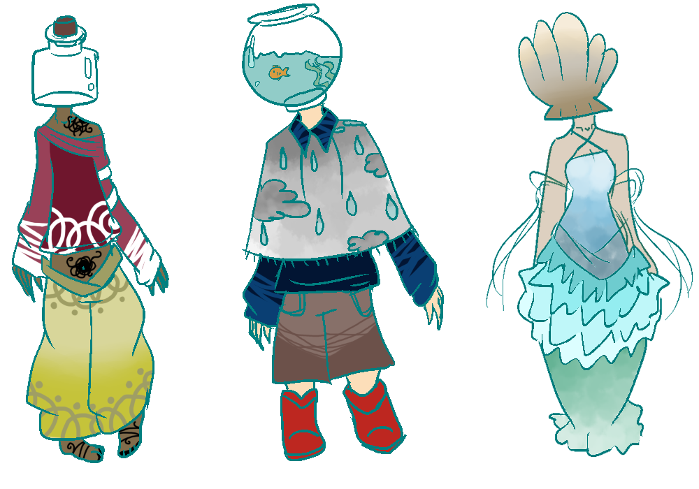 Object head Adopt coll... Object Heads