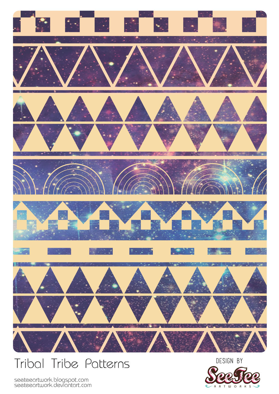 Tribal Tribe Patterns #10 by SeeTeeArtwork on DeviantArt - photo#38
