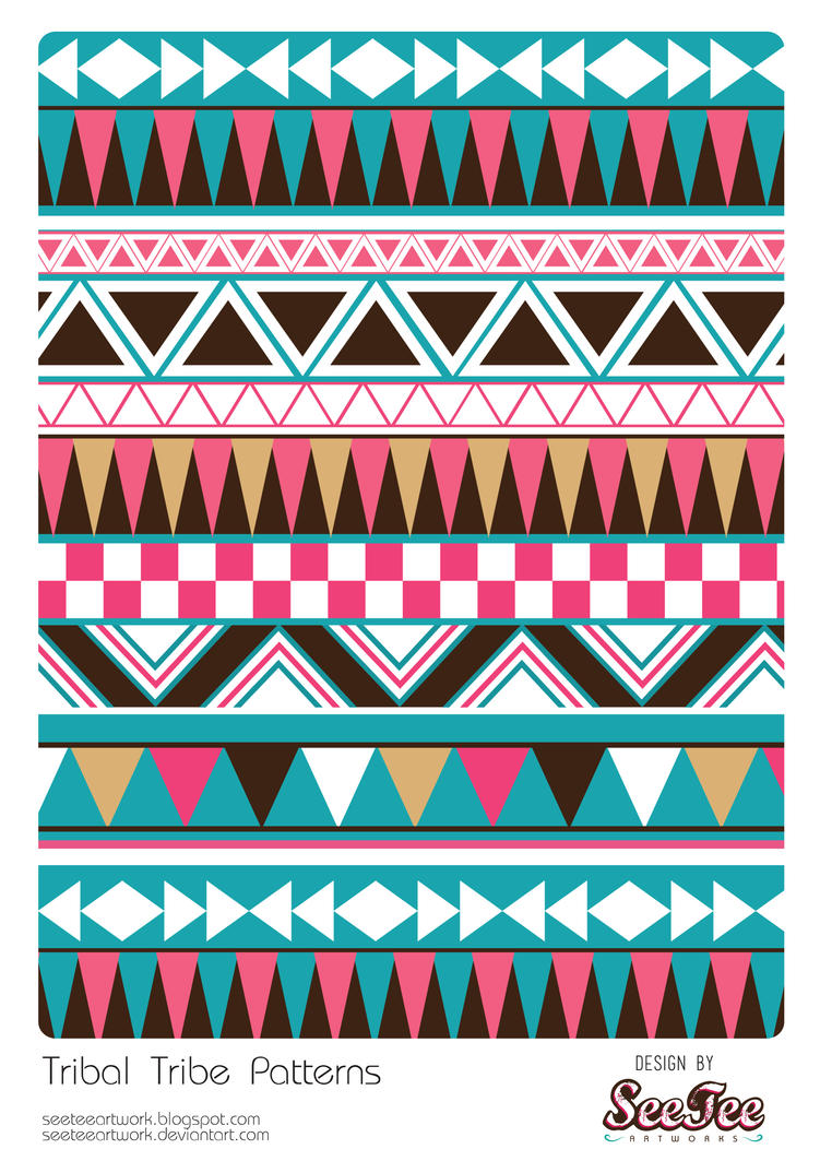 Tribal patterns tumblr - photo#19