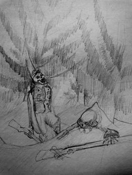 Vigilance - preliminary sketch
