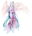 Character Design - Feather