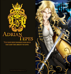Prism Sparkle Bookmark - Castlevania: Alucard