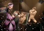 [CM] In the Studio of Val - Alestrius by FKDemetri