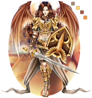 [CLOSED] Outfit Adopt #013 : Valkyrie of Valhalla