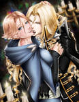 {CM} - Alucard and Sypha - Don't Tell Trevor