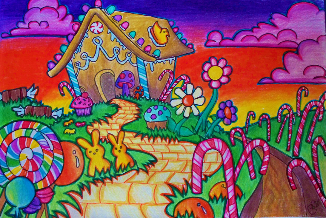Candyland by DreamsOfDownfall on DeviantArt