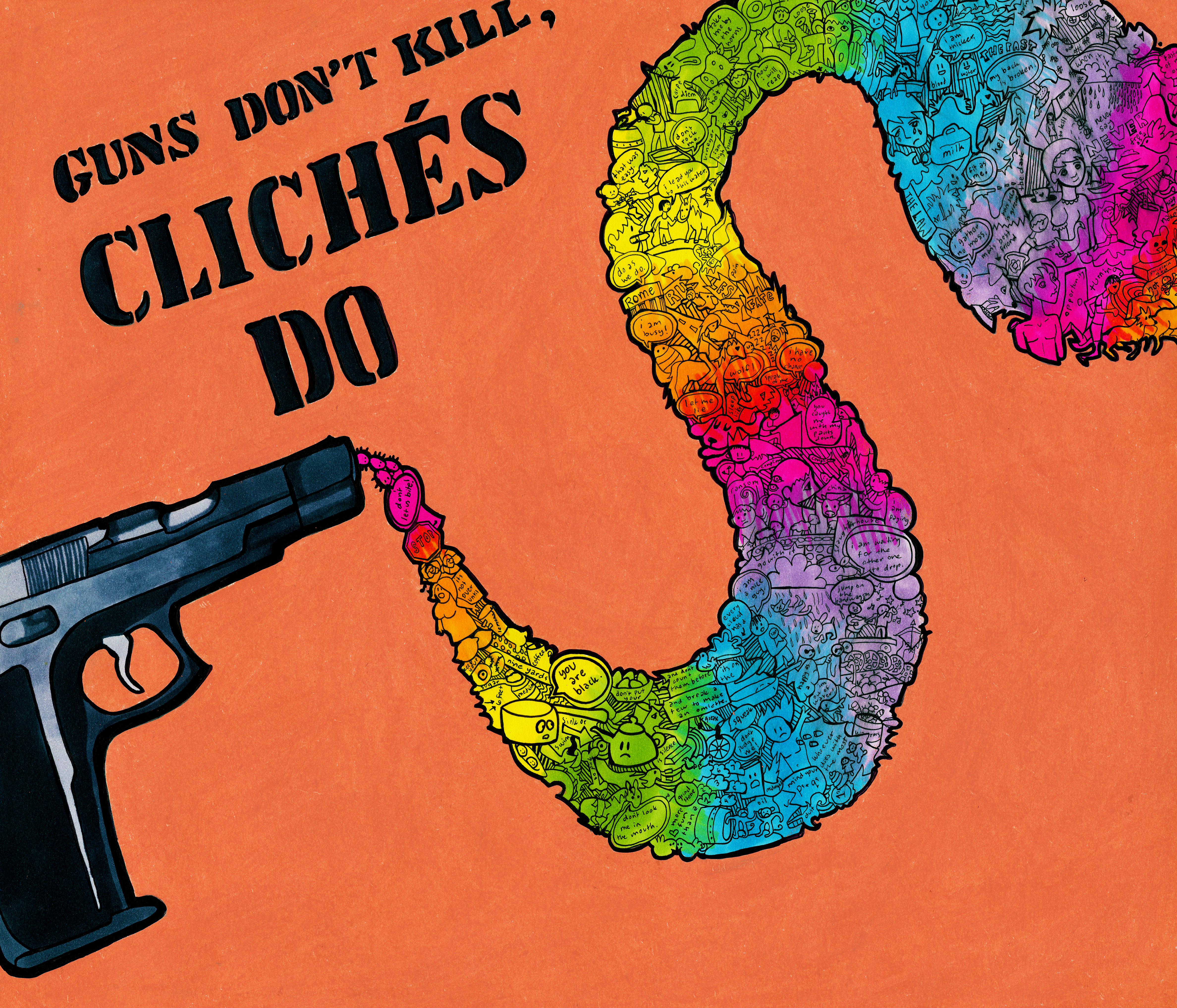 Cliches Kill by DreamsOfDownfall