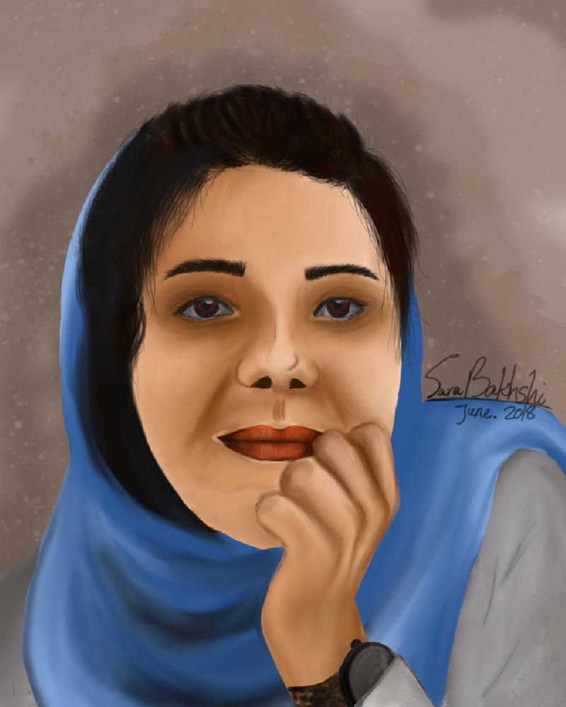 Hedieh by Saaraa96