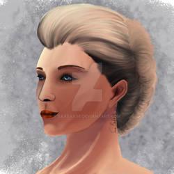 Natalie Dormer- The Woman by Saaraa96