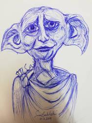 Dobby by Saaraa96