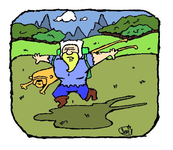 Adventure Men by Rhacodactylus