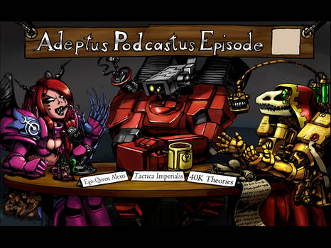 Adeptus podcastus version02