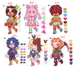 ANIMAL CROSSING ADOPTS OPEN 1/6