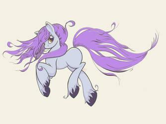 Random Pony Is Random by Rockbox1590