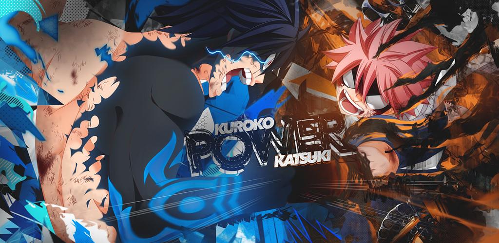 Collab - Power by KurokoGraph