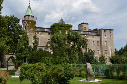 Spooky hospital