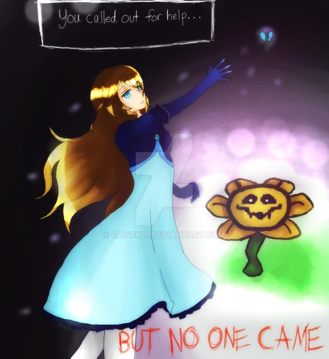 But Nobody Came... by Rainekoi