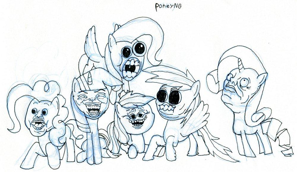 PoneyNG by EwoudCPonies