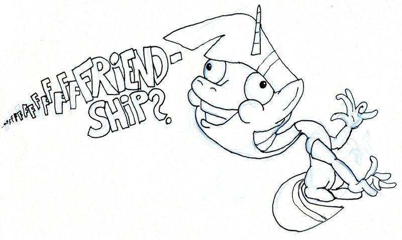 FFfffffriendship? by EwoudCPonies