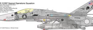 VMFA-531 Gray Ghost. Macross