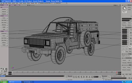 Whitman Rover