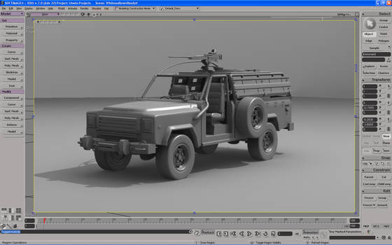 Whitman Rover Revisited