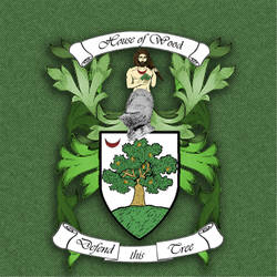 The Wood Family Coat of Arms