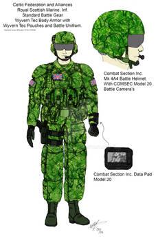CFARSM Uniform gear set 2041