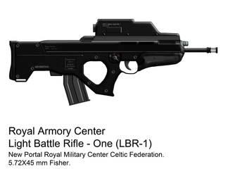 Royal Armory Center LBR-1