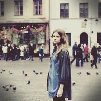 i wanna be alone by dorguska