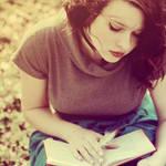 notebook by dorguska