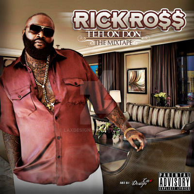 Rick Ross Teflon Don Cd