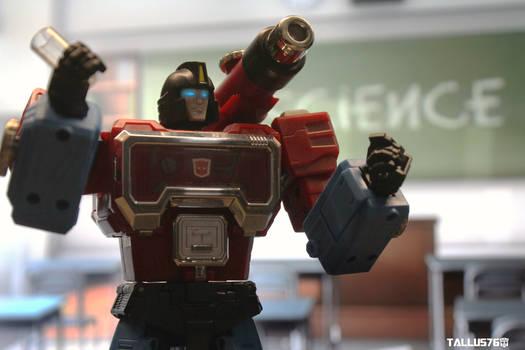 Transformers Perceptor