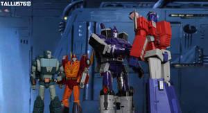 The Return of Optimus Prime Part 2
