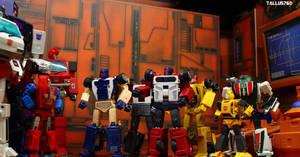 Transformers Masquerade