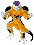 Freeza - Lanterna Laranja