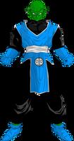 Irmao Piccolo - Lanterna Azul