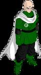 Tenshinhan - Lanterna Verde