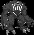 Abominavel - Lanterna Negro