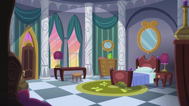 MLP Canterlot room Background
