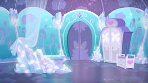 MLP Flurry Heart's bedroom Background