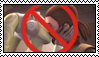 anti crossbreeding stamp [F2U] by cinnachaii