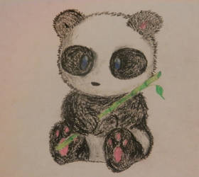 Little Panda by OrangeNinja1987